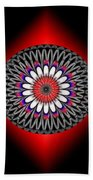 Hoberman Sphere Bath Towel