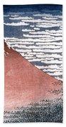 Hokusai: Fuji Bath Towel