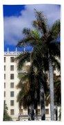 Hotel Nacional De Cuba Bath Towel