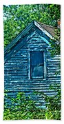 House In The Woods Art Bath Towel