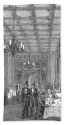 House Of Commons, 1854 Bath Towel