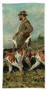 Hunting Exercise Bath Towel