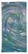 Hurricane Of Light Bath Towel