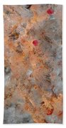 Hydrothermal Vent Tubeworms Hand Towel