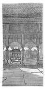 India: Hindu Temple Bath Towel