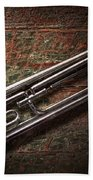 Instrument - Horn - The Bugle Bath Towel