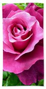 Intrigue Rose Bath Towel