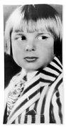 Jackie Coogan (1914-1984) Bath Towel