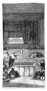 Japan: Mutsuhito, 1872 Bath Towel