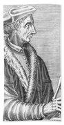 Jean Fernel, French Physician Bath Towel