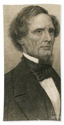 Jefferson Davis, President Bath Towel