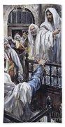 Jesus  Bath Towel