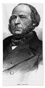 John Ericsson (1803-1889) Bath Towel