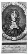 John Mayow (1640-1679) Bath Towel