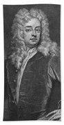 Joseph Addison (1672-1719) Bath Towel
