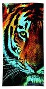 Jungle Cat Bath Towel