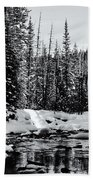 Kananaskis Creek Bath Towel