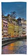 Karlovy Vary - Ceska Republika Bath Towel