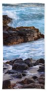 Kauai Rocks Bath Towel