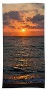 Key West Sunrise Hand Towel