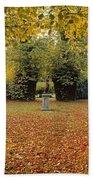 Killruddery House And Gardens, Bray, Co Bath Towel