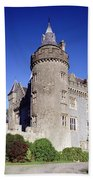 Killyleagh Castle, Co. Down, Ireland Bath Towel