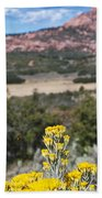 Kolob Terrace Red Buttes Hand Towel