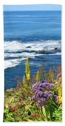 La Jolla Coast Bath Towel