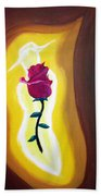 Lady Rose Hand Towel