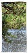 Lakeside Pines Bath Towel