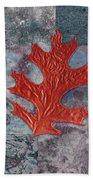 Leaf Life 01 - T01b Hand Towel
