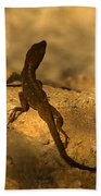 Leapin' Lizards Bath Towel