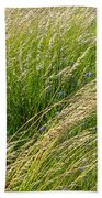Leaves Of Grass Bath Towel