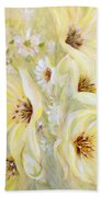 Lemon Chiffon Bath Towel