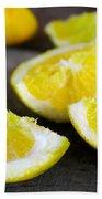 Lemon Quarters Bath Towel
