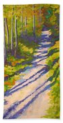Lena Lake Trail 3 Bath Towel