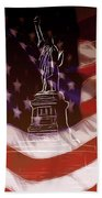 Liberty For All Hand Towel