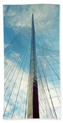 Liberty Pole Bath Towel