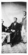 Lincoln & Secretaries, Bath Towel