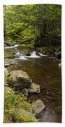 Little Carp River Falls 5 Bath Towel