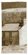 Little House On The Prairie Bath Towel