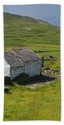 Lone Farmhouse On Mizen Head In West Bath Towel