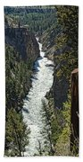Long River View Bath Towel