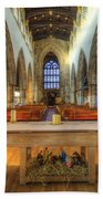 Loughborough Church Altar Bath Towel