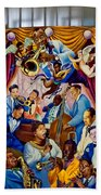 Louis Armstrong International Airport 2 Bath Towel
