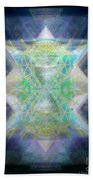 Love's Chalice From The Druid Tree Of Life Hand Towel