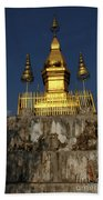Luang Prabang Temple Bath Towel