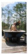 Waterfalls 664 Bath Towel