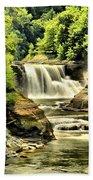 Lush Lower Falls Bath Towel