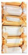 Luxury Christmas Crackers Bath Towel